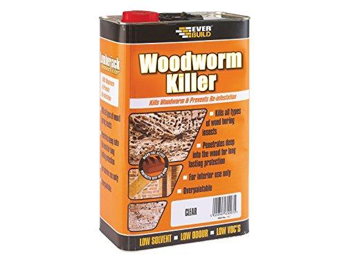 Veneno Everbuild para termitas EVBLJWORM05 (5 litros