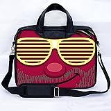 Sidorenko 15-15,6 Zoll Laptoptasche   Laptop Umhängetasche mit Zwei Innentaschen für Zubehör   Notebook-Schultertasche - Notebook-Tasche Dreck- & Wasserabweisend