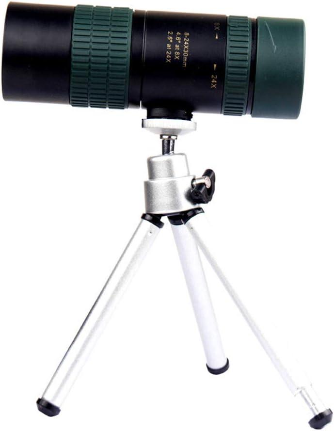 YF ZJ Phones Monoculars Telescope Scope 8-24x30 - Price reduction Night Over item handling Mount HD