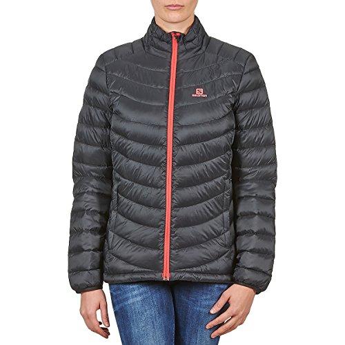 Salomon Damen Halo Jacket, damen, schwarz, xs