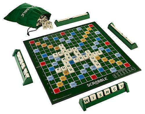 Scrabble Classique, Jeu de Société et de Lettres, version an
