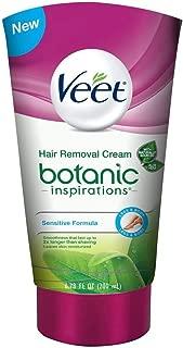 Fast Acting Gel Cream Hair Remover Veet Hair Remover Women 6.78 oz (Pack of 3)