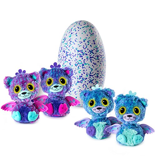 Spin Master - Hatchimals Uovo coppia Surprise Viola - SPIN-37096