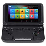 GPD XD Plus [Latest HW & Most Stable Update] Handheld Gaming Console 5' Touchscreen Android 7.0 Portable Video Game Player Laptop MT8176 Hexa-core CPU,PowerVR GX6250 GPU,4GB/32GB,Support Google Store