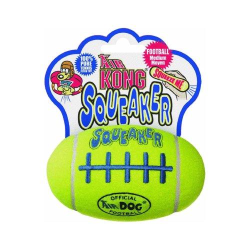 KONG AirDog Football Gioco per Cani - Medium - Lunghezza cm 12