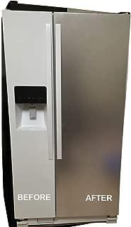 refrigerator door wraps