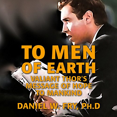To Men of Earth audiobook cover art