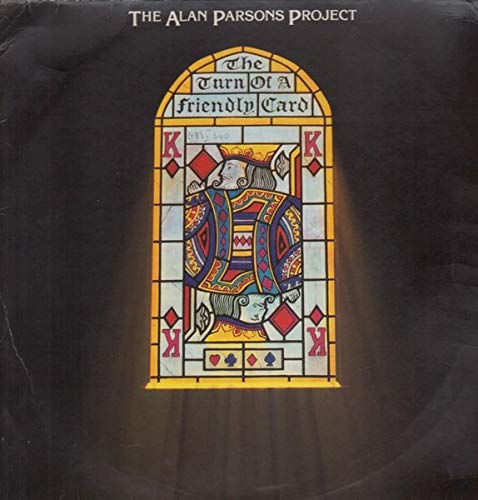 Alan Parsons Project, The - The Turn Of A Friendly Card - Arista - 31 866 7