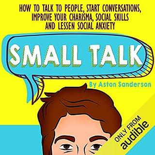 Small Talk audiobook cover art