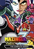YGVXX Rompecabezas para Adultos, 1000 Piezas, niños, niñas, niños, Juegos de Festivales educativos, Carteles de programas de televisión de Mazinger Z