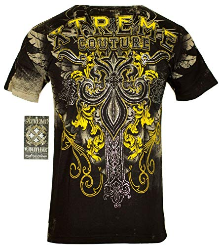 Black Couture Mma T-Shirt - 6