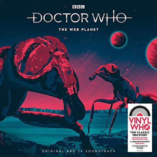 The Web Planet (Deluxe Pink 3lp-Set) [Vinilo]