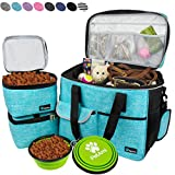 PetAmi Dog Travel Bag | Airline Approved Tote Organizer with Multi-Function...