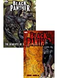 Marvel Comics The BlackPANTHER Graphic - Juego de novelas (fase 3 de los Vengadores)
