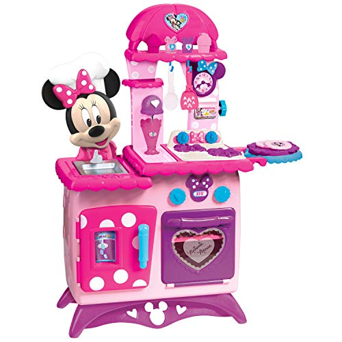 Minnie Mouse Bow-Tique Flipping Fun Play Cocina
