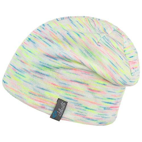 Chillouts chilloutsfreetown – Bonnet – White/Neon