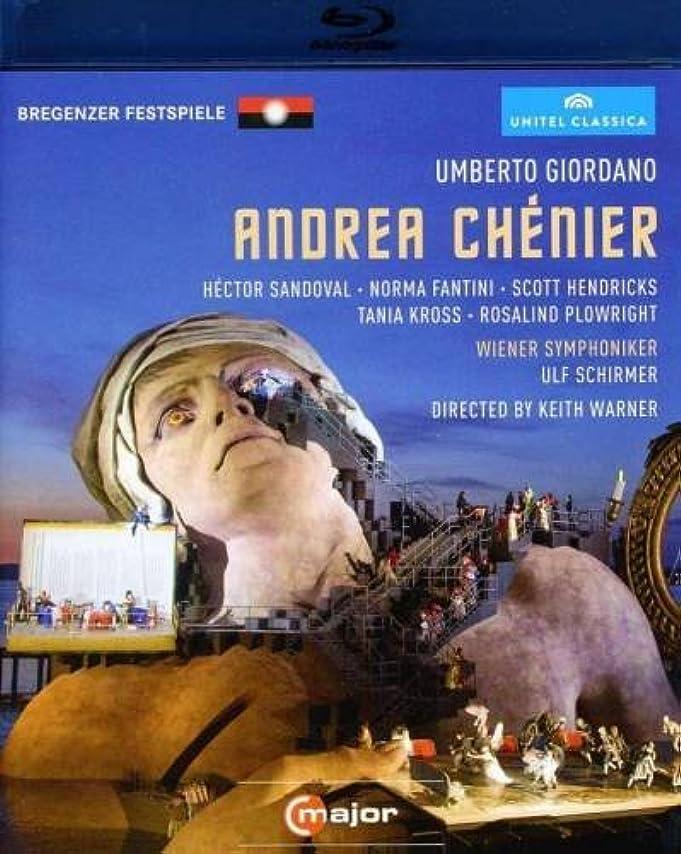 重要性賞賛お手入れAndrea Chenier [Blu-ray] [Import]