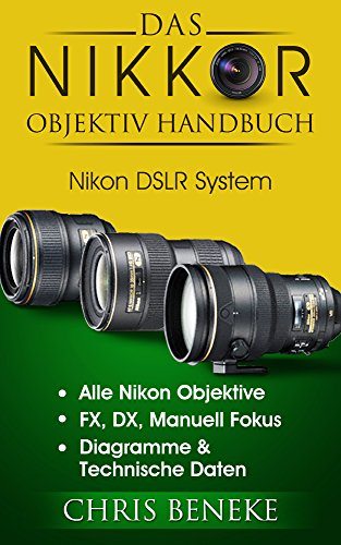 Das Nikkor Objektiv Handbuch: Nikon DSLR System