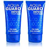 AquaGuard Pre-Swim Hair Defense   Prevents Chlorine Damage, Paraben...