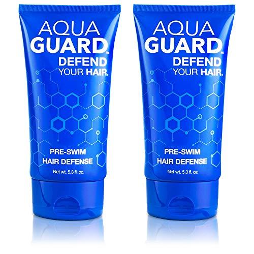 AquaGuard Defensa para el cabello Pre-Swim 5 oz (paquete de 2)