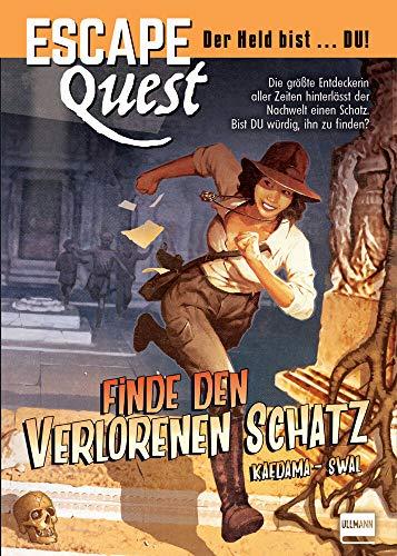 Escape Quest: Finde den verlorenen Schatz (Bd.1)