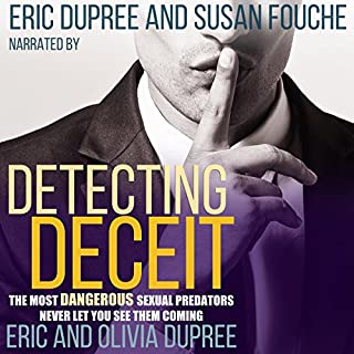 Detecting Deceit audiobook cover art