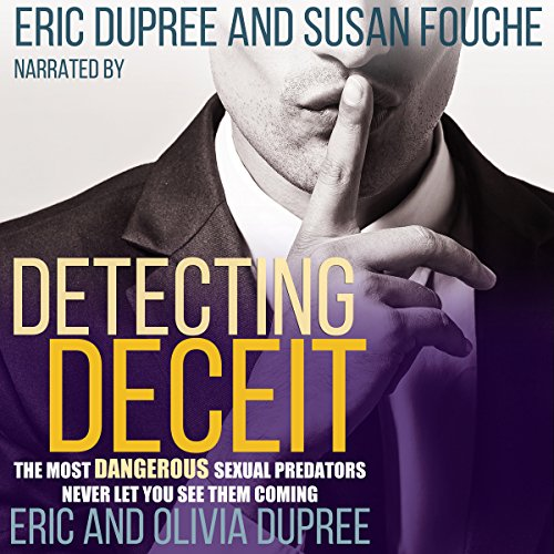 Detecting Deceit audiobook cover art