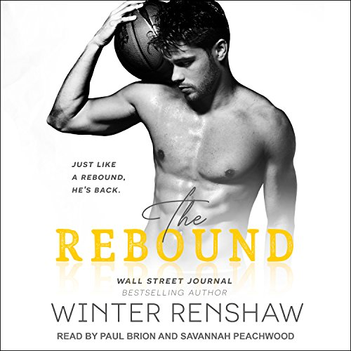 The Rebound audiobook cover art