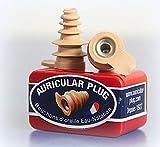 AURICULAR PLUG depuis 1927 - Bouchons d'oreille - Couleur sable - PISCINE - MER - BAIN - NATATION & SPORTS AQUATIQUES