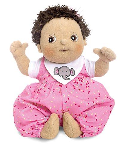 Rubens Barn 120084 zachte pop, Baby Molly, groot 45 cm