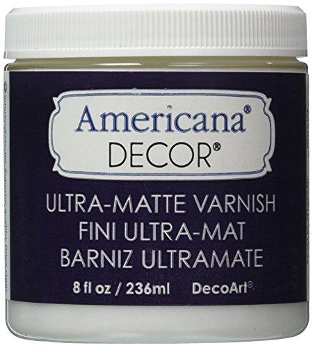 Deco Art Americana Decor Barniz 8oz-Ultra Mate