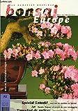 Bonsai Europe N°15 : Spécial Satsuki, tout sur les azalées en bonsaï. Sandro Segneri et un pin de nos montagnes. Yamadori de mélèze par Udo Fischer.