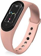 Smart Band Tracker horloge Sportarmband Hartslag Bloeddruk Smartband Monitor Gezondheid Polsbandjes