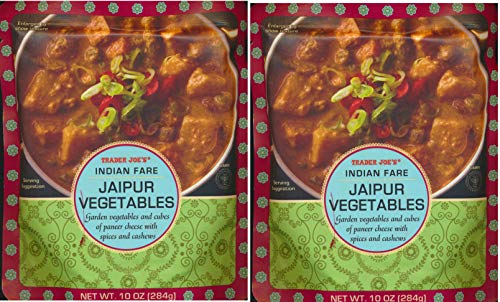 Trader Joe#039s Indian Fare  Jaipur Vegetables pack of 2…