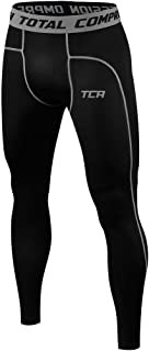 Men's & Boy's Pro Performance Compression Pants Base Layer Thermal Tights