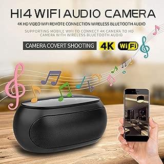 $46 » MeterMall H14 Bluetooth Speaker Camera 1600mAh Battery Secure Hidden Camera Wireless WIFI Infrared Speaker Electronic Accessories