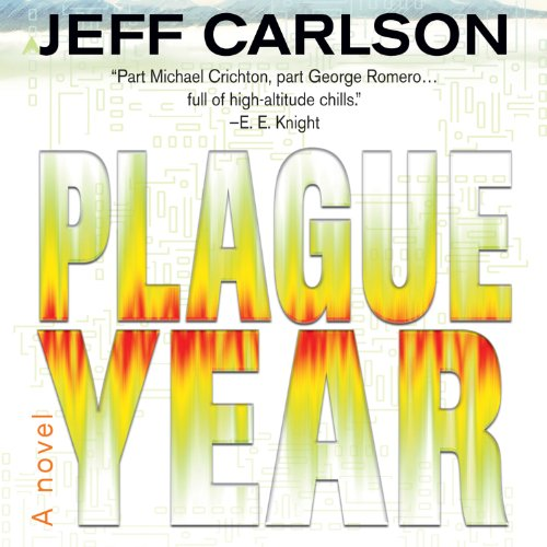 Plague Year cover art