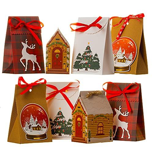 Small Christmas Gift Boxes.