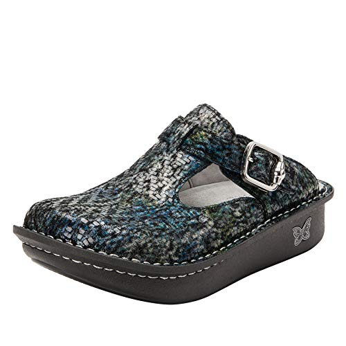 Alegria Classic Womens Shoe Meteorite 10 M US
