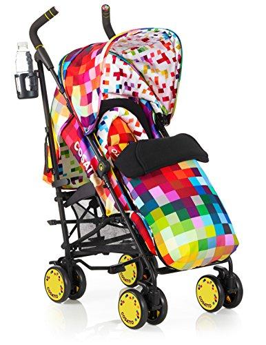 Cosatto Supa Stroller, Pixelate