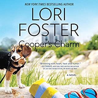 Cooper's Charm audiobook cover art