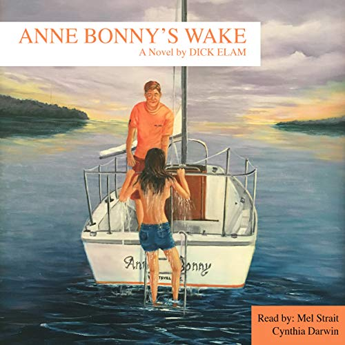 Anne Bonny's Wake audiobook cover art
