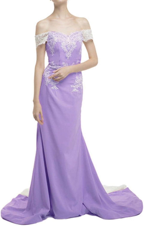 Tsbridal Mermaid Bridesmaid Dresses 2018 Off The Shoulder Bridesmaid Dress