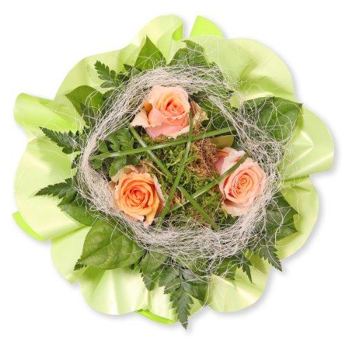 """Blumenstrauß Blumenversand """"Kleiner Gruß"""" +Gratis Grußkarte+Wunschtermin+Frischhaltemittel+Geschenkverpackung"""