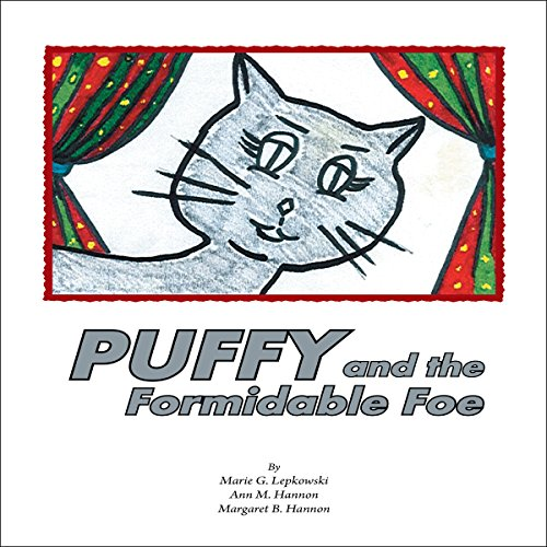 Puffy and the Formidable Foe audiobook cover art