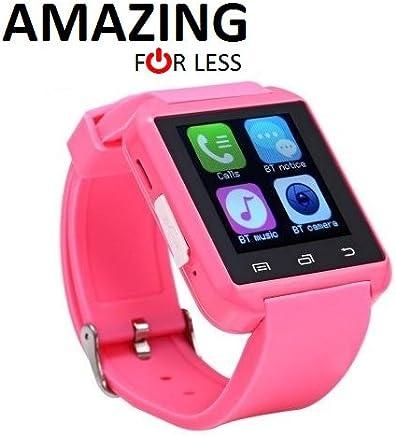 Amazingforless Bluetooth Touch Screen Smart Wrist Watch...