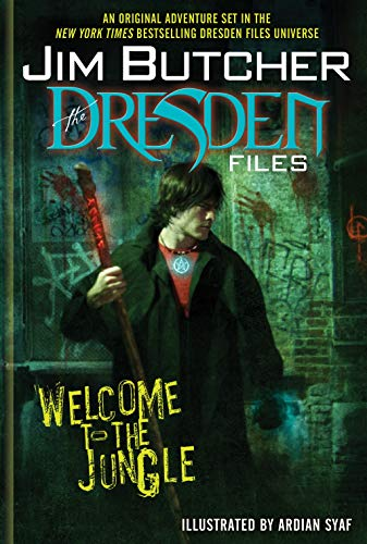 The Dresden Files: Welcome to the Jungle