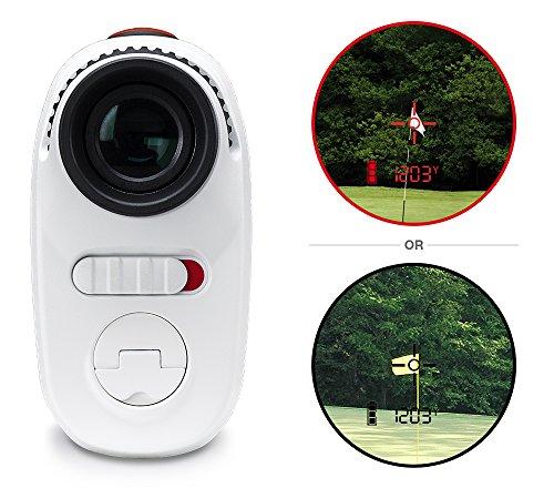 Product Image 15: Bushnell 201540 Bushnell Tour X Jolt Golf Laser GPS/Rangefinder, White