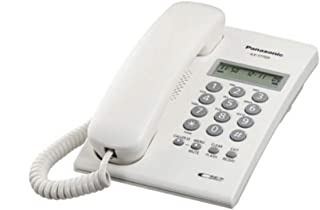 Panasonic KX-T7703X Caller ID Display Phone (White)