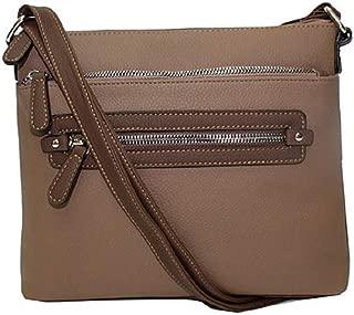 Tina Mini Crossbody Bag Tan